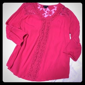 New Direction tunic top.